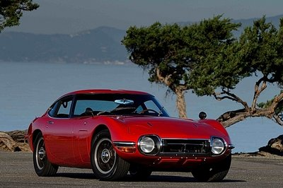 1967 Import Values On the Rise: 1967 Toyota 2000GT Misses $800k Reserve at Mecum Auction