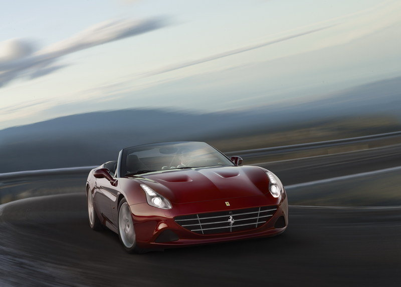 Wallpaper of the Day: 2014 Ferrari California T