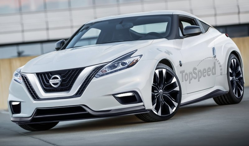 Report: Nissan IS Working on a New Z-Car; Let's Just Hope it isn't a Crossover