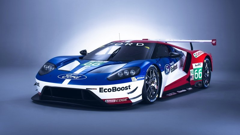 Ford GT Racing Program Extended Until 2019