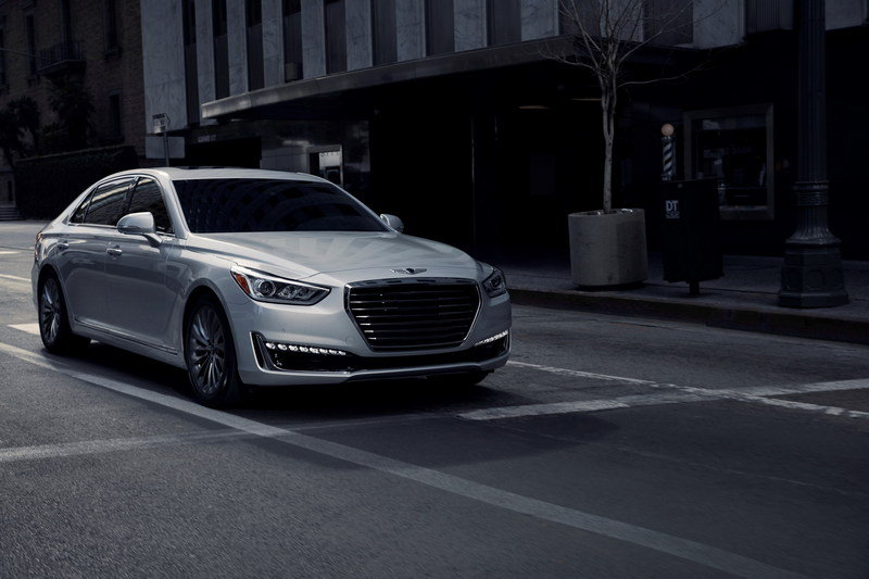 2017 Genesis G90 High Resolution Exterior - image 661900
