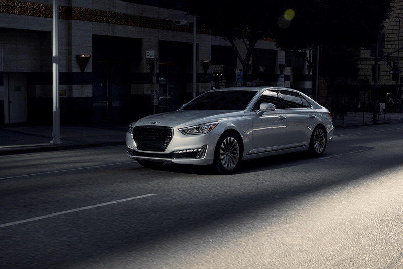 All Hyundai Dealerships Will Be Eligible to Sell Genesis Vehicles After All High Resolution Exterior - image 661901