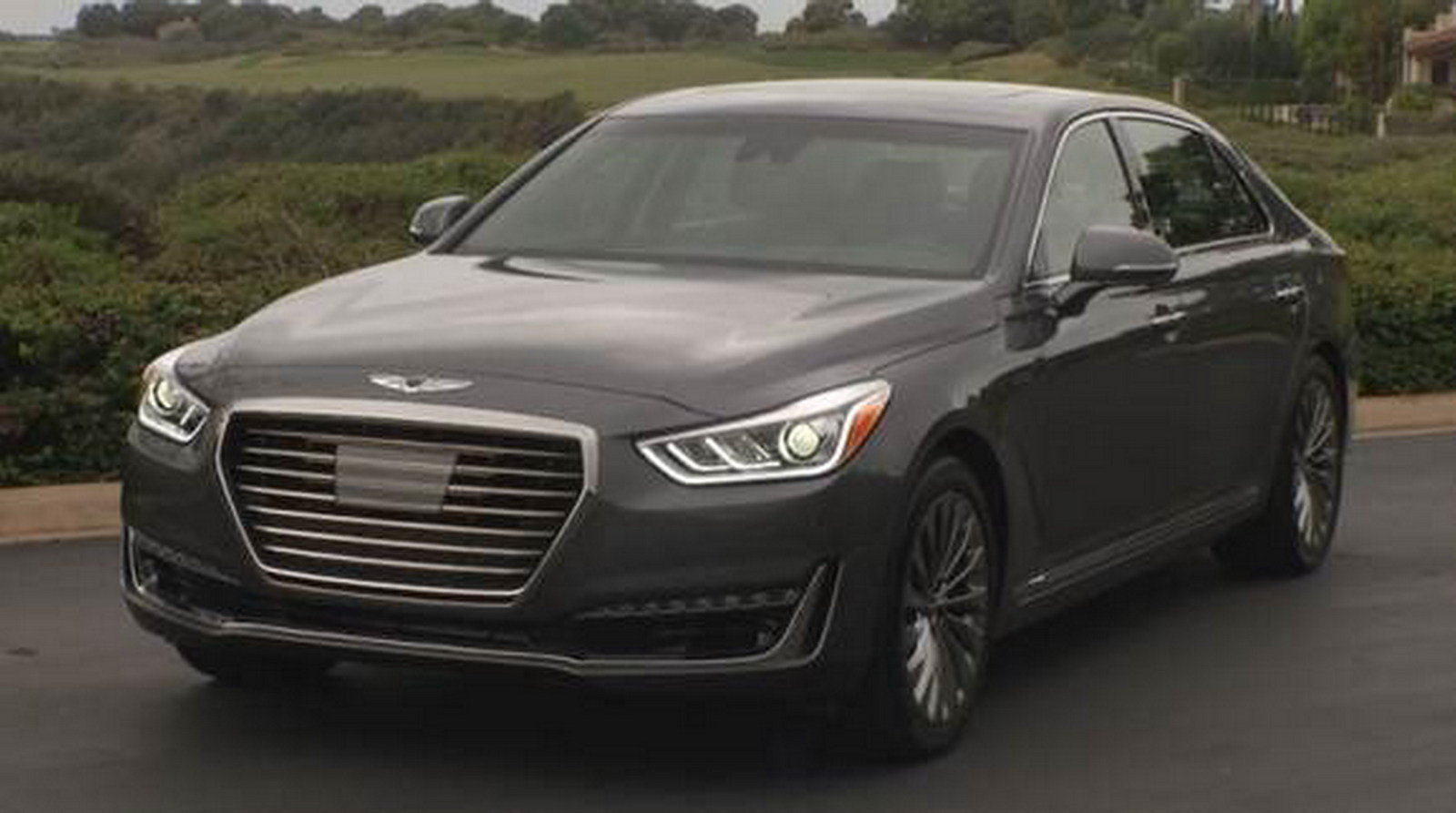 2017 genesis g90 picture 661892 car review top speed. Black Bedroom Furniture Sets. Home Design Ideas