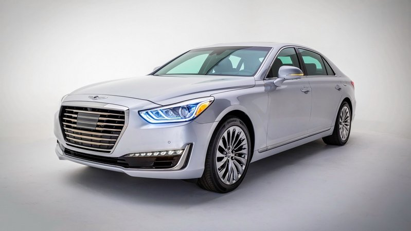 Hyundai Considers Luxury Electric Vehicle For the Genesis Brand