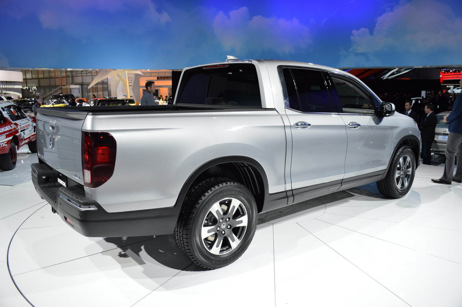2017 honda ridgeline picture 661808 truck review top speed. Black Bedroom Furniture Sets. Home Design Ideas