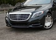 2016 Mercedes-Maybach S600 – Driven - image 662832