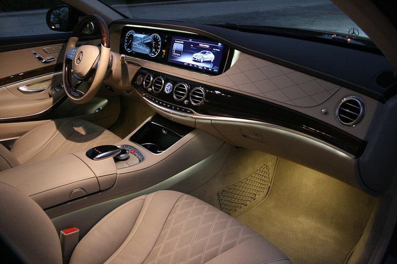 2016 Mercedes-Maybach S600 – Driven