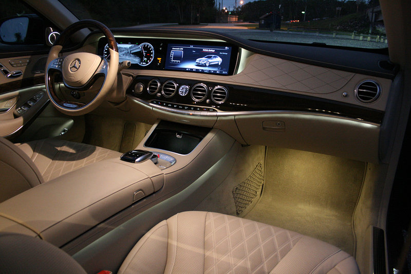 2016 Mercedes-Maybach S600 – Driven High Resolution Interior Exclusive Photos - image 662842
