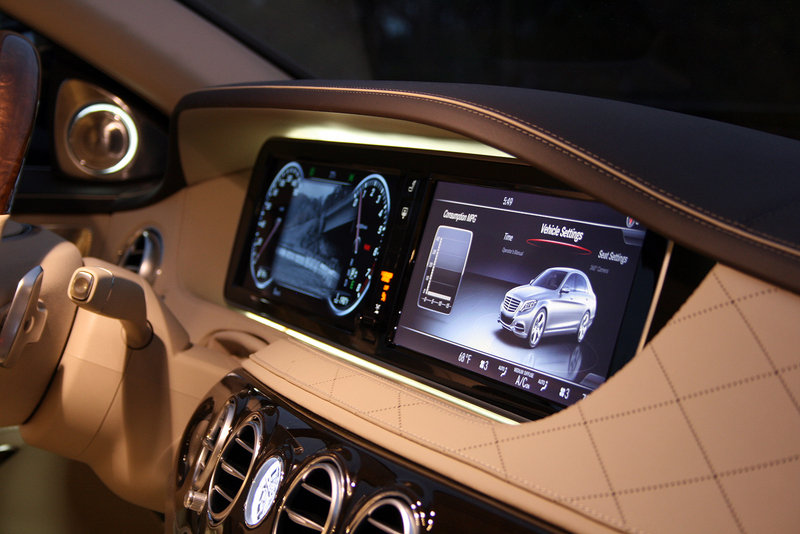 2016 Mercedes-Maybach S600 – Driven High Resolution Interior Exclusive Photos - image 662850