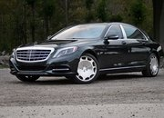 2016 Mercedes-Maybach S600 – Driven - image 662824