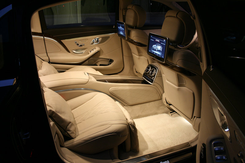 2016 Mercedes-Maybach S600 – Driven High Resolution Interior Exclusive Photos - image 662856