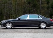 2016 Mercedes-Maybach S600 – Driven - image 662825