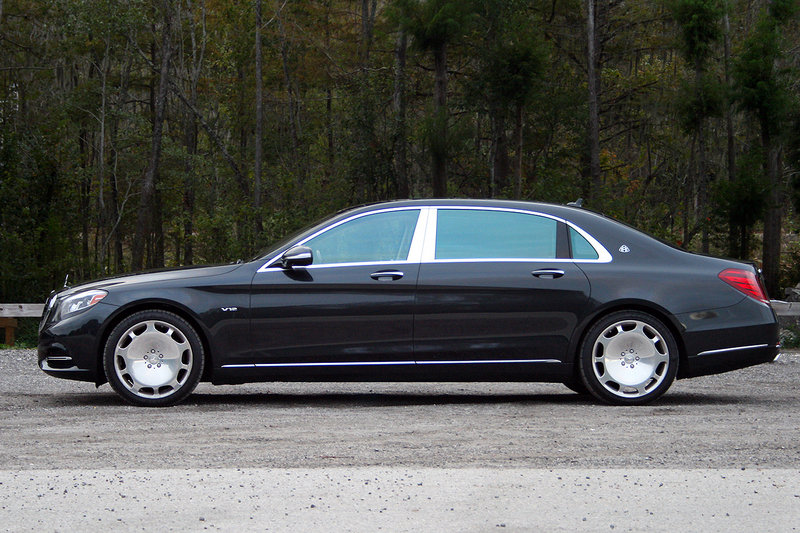 2016 Mercedes-Maybach S600 – Driven High Resolution Exterior Exclusive Photos - image 662825