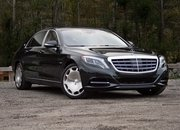 2016 Mercedes-Maybach S600 – Driven - image 662830