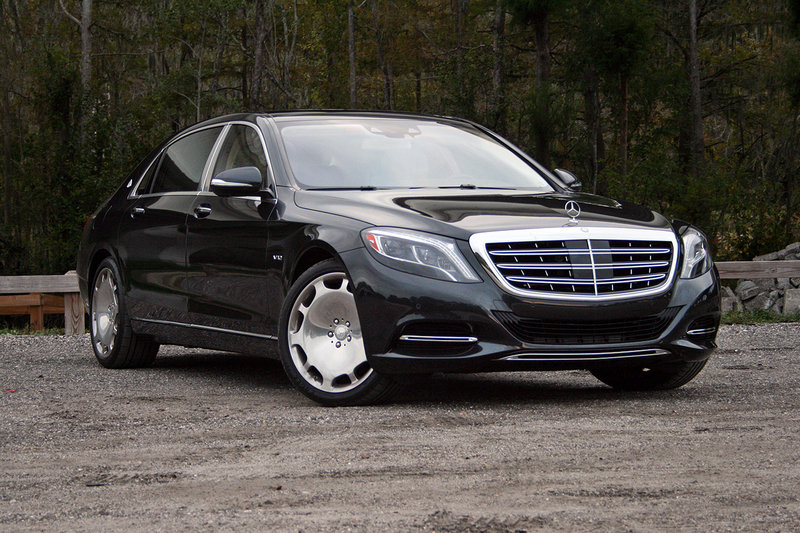2016 Mercedes-Maybach S600 – Driven High Resolution Exterior Exclusive Photos - image 662830