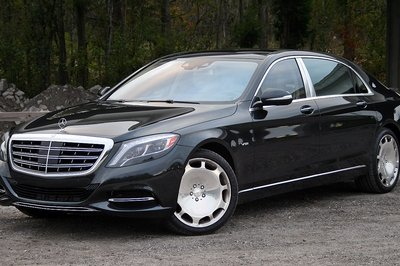 2016 mercedes-maybach s600 – driven | top speed