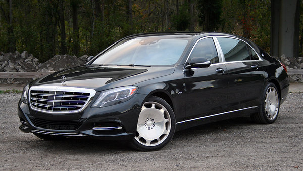 2016 Mercedes-Maybach S600 – Driven | car review @ Top Speed