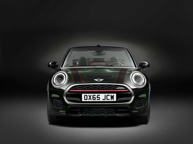 2016 Mini John Cooper Works Convertible High Resolution Exterior - image 662262