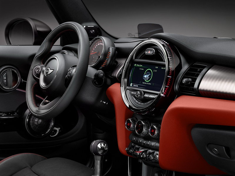 2016 Mini John Cooper Works Convertible High Resolution Interior - image 662264