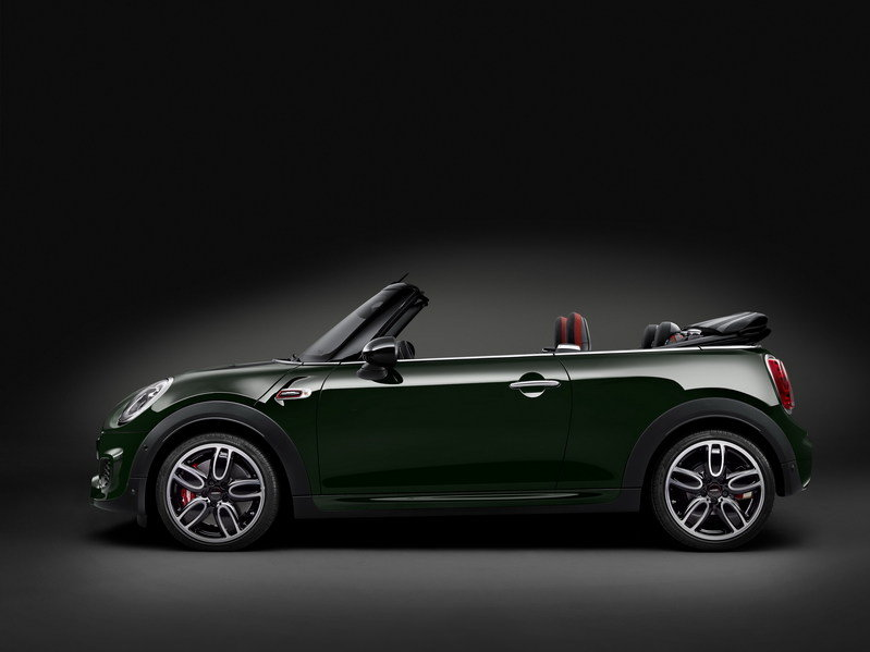 2016 Mini John Cooper Works Convertible High Resolution Exterior - image 662265