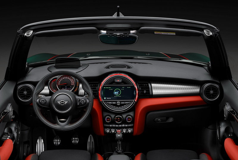 2016 Mini John Cooper Works Convertible High Resolution Interior - image 662267