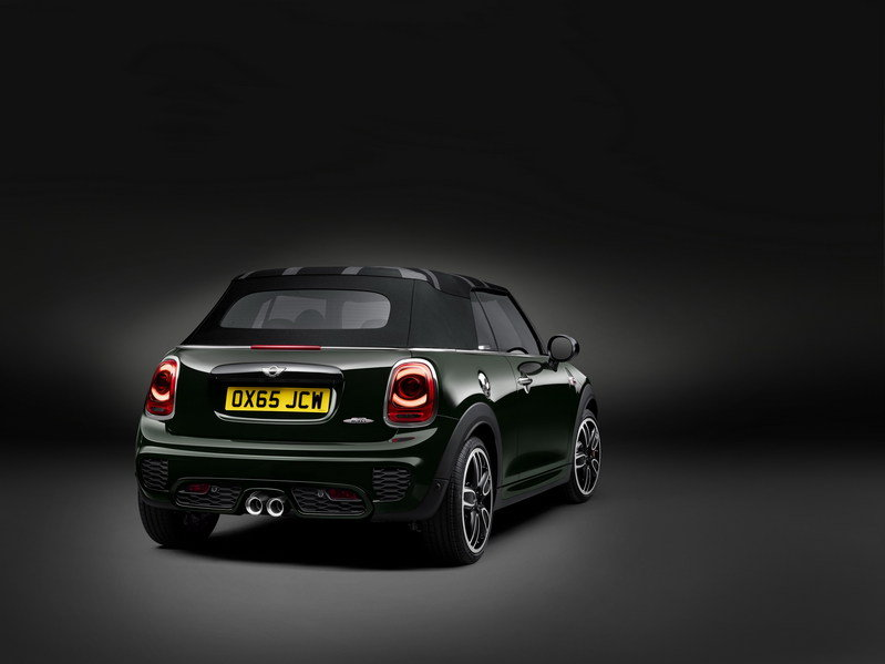 2016 Mini John Cooper Works Convertible High Resolution Exterior - image 662254