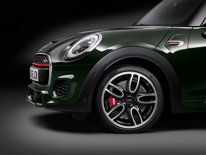 2016 Mini John Cooper Works Convertible High Resolution Exterior - image 662260