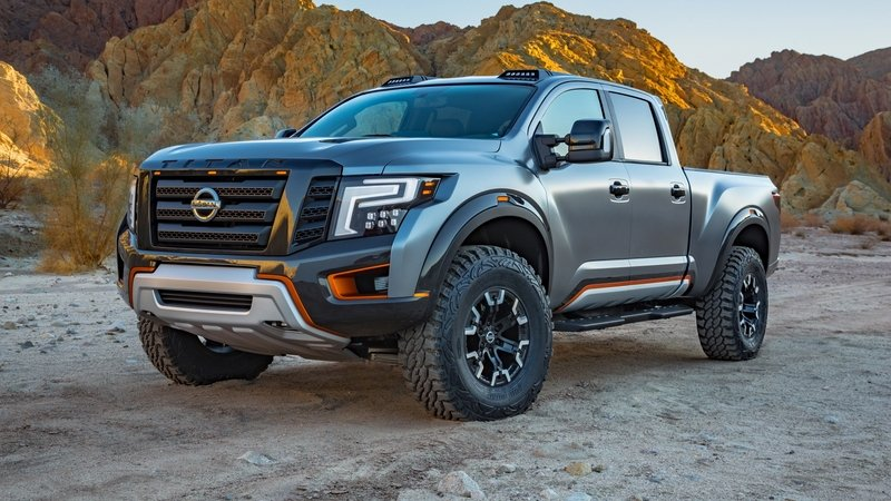 2016 nissan titan warrior 14_800x0w nissan titan reviews, specs & prices top speed  at aneh.co