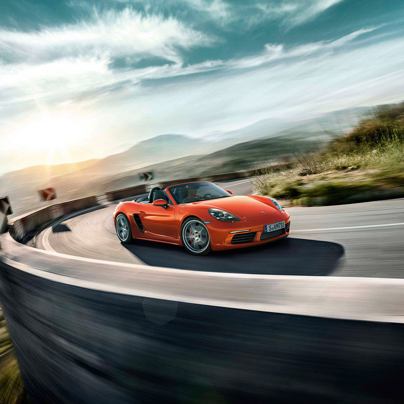 Porsche Boxster: Latest News, Reviews, Specifications