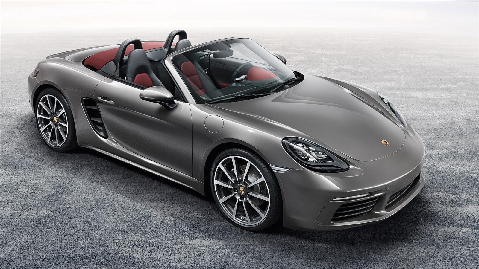 2017 porsche 718 boxster picture 663465 car review. Black Bedroom Furniture Sets. Home Design Ideas