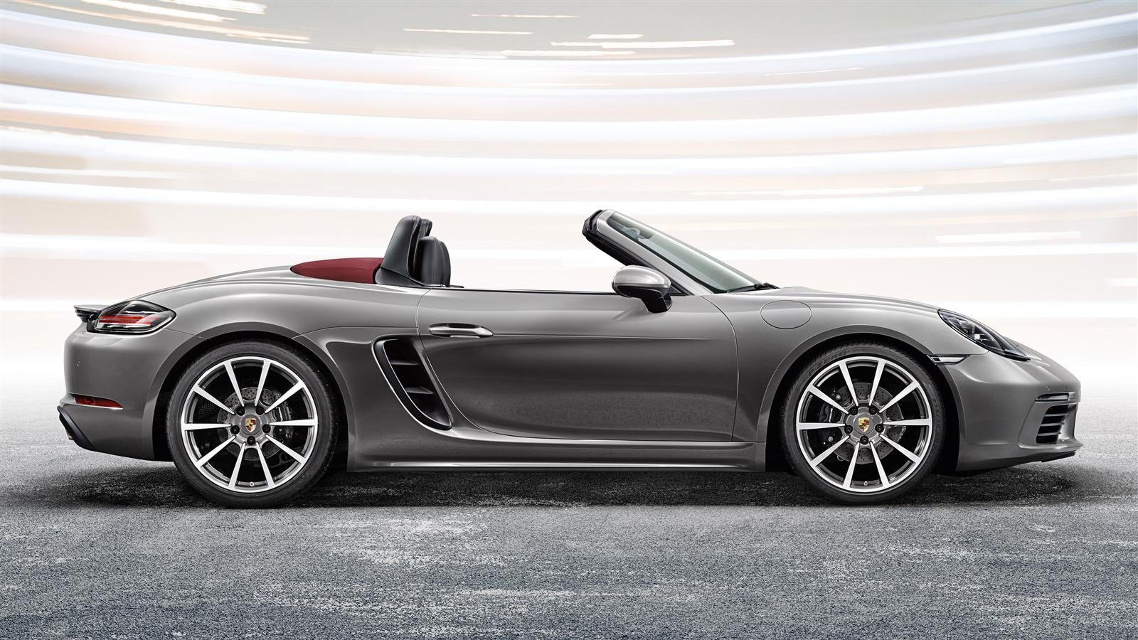 2017 porsche 718 boxster picture 663466 car review top speed. Black Bedroom Furniture Sets. Home Design Ideas