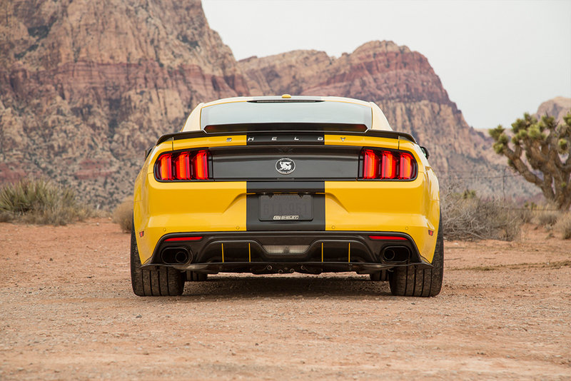 2016 Shelby Terlingua Mustang