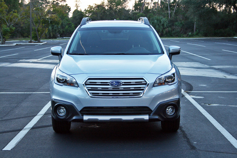 2016 Subaru Outback 3.6R Limited – Driven