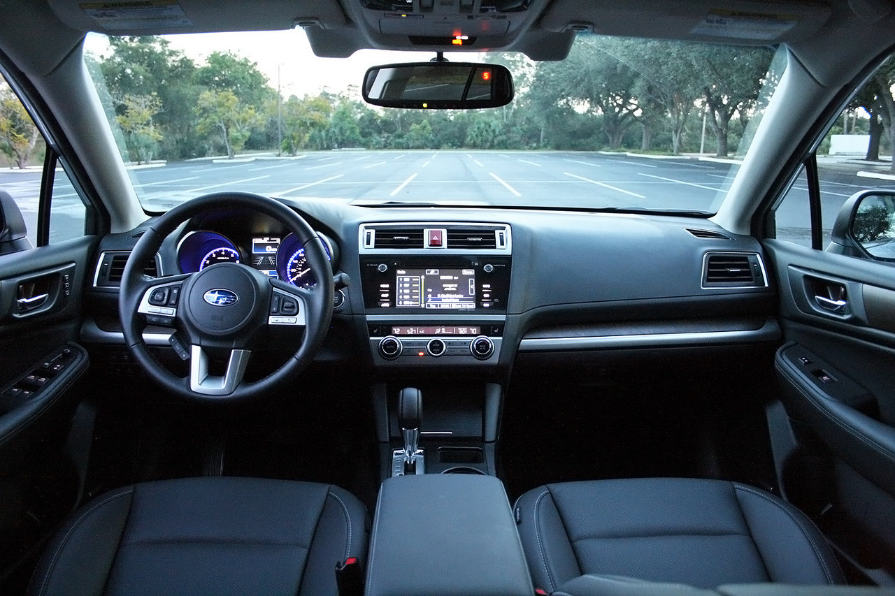 2016 Subaru Outback 3.6 R Limited >> 2016 Subaru Outback 3.6R Limited – Driven - Picture 663810   car review @ Top Speed