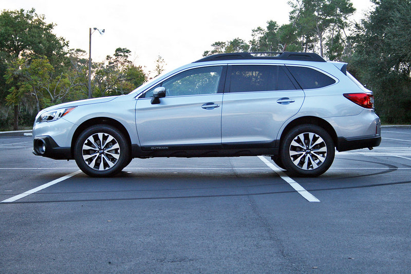 2016 Subaru Outback 3 6r Limited Driven Top Speed