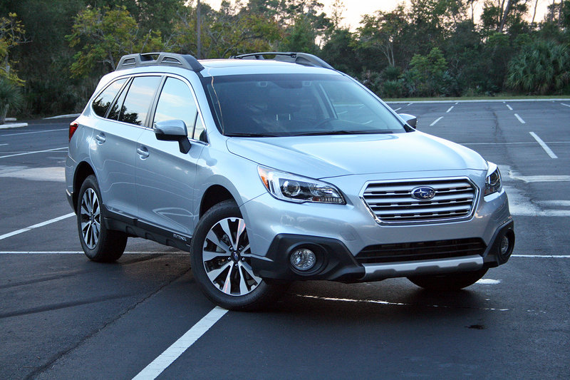 2016 Subaru Outback 3.6 R Limited >> 2016 Subaru Outback 3.6R Limited – Driven Review - Top Speed