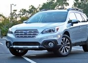 Subaru Outback 3.6R Limited – Driven