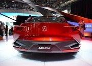 "Acura Could Resurrect the ""Legend"" Name with a Four-Door Coupe at the 2019 Pebble Beach Concours - image 661798"