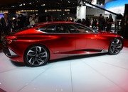 "Acura Could Resurrect the ""Legend"" Name with a Four-Door Coupe at the 2019 Pebble Beach Concours - image 661800"