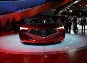 "Acura Could Resurrect the ""Legend"" Name with a Four-Door Coupe at the 2019 Pebble Beach Concours - image 661804"