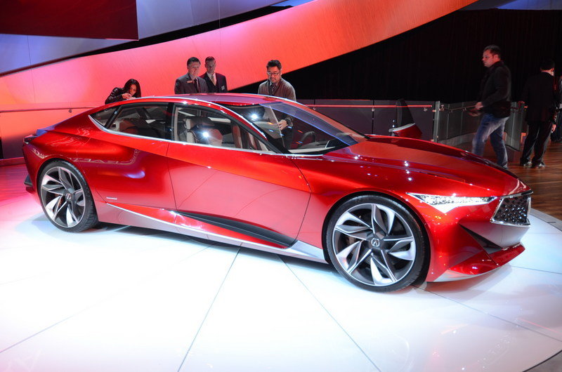 Acura Could Resurrect the