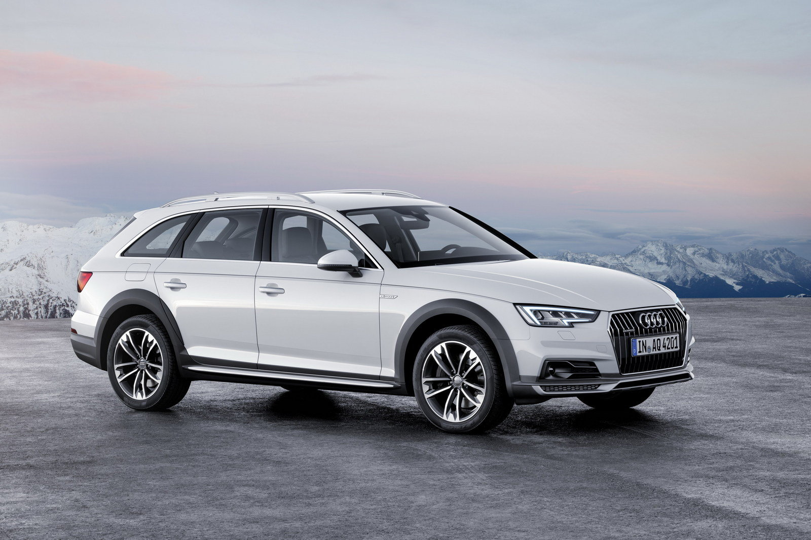 2017 audi a4 allroad quattro picture 661328 car review top speed. Black Bedroom Furniture Sets. Home Design Ideas