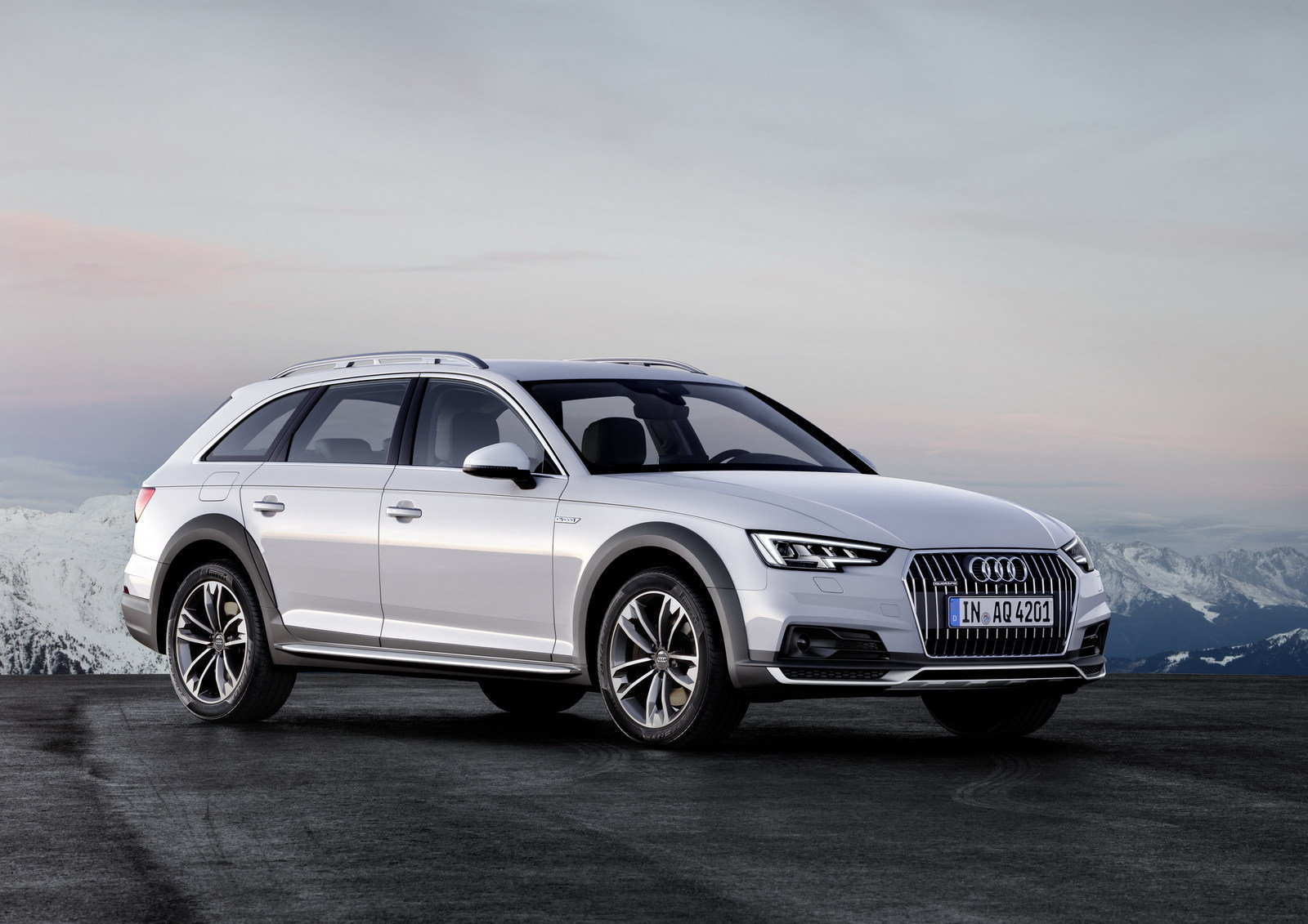 2017 audi a4 allroad quattro picture 661330 car review. Black Bedroom Furniture Sets. Home Design Ideas