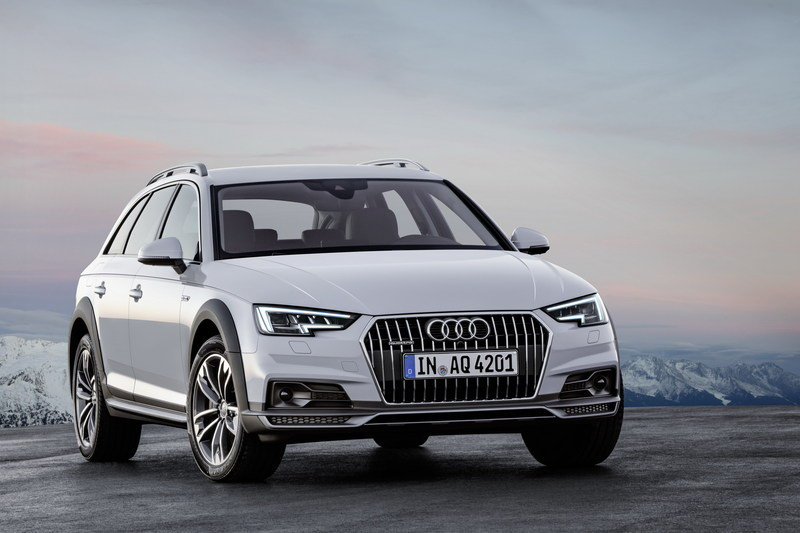2017 - 2018 Audi A4 Allroad Quattro High Resolution Exterior - image 661331