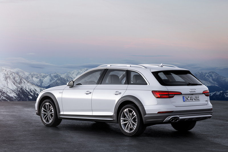 2017 - 2018 Audi A4 Allroad Quattro High Resolution Exterior - image 661332