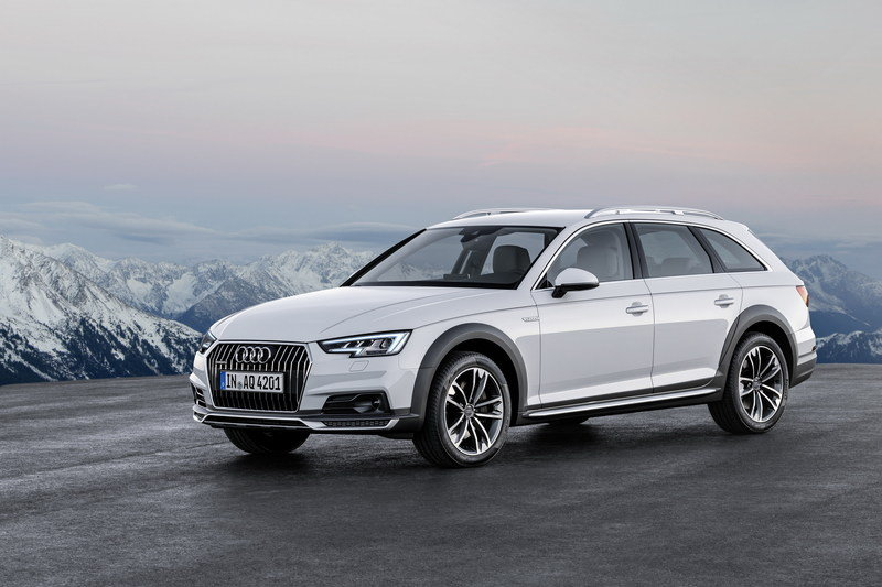 2017 - 2018 Audi A4 Allroad Quattro High Resolution Exterior - image 661333