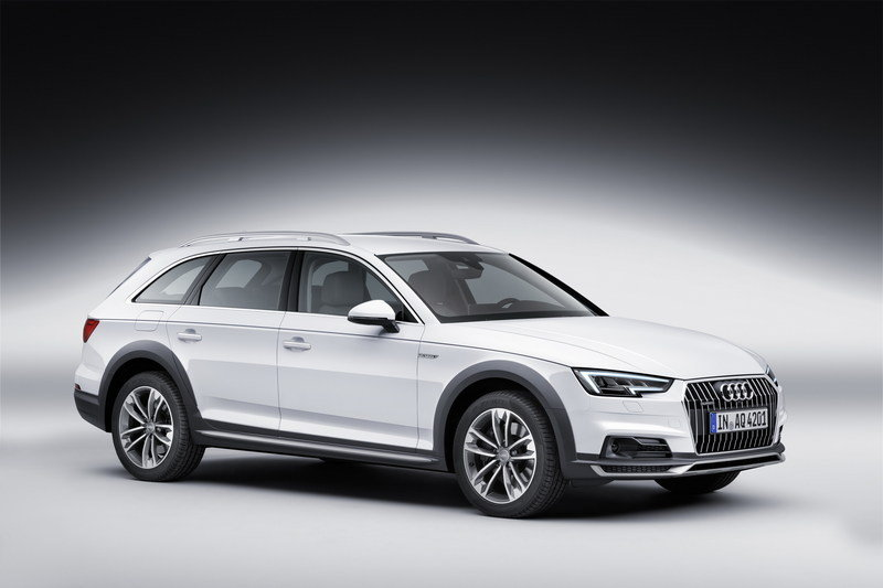 2017 - 2018 Audi A4 Allroad Quattro High Resolution Exterior - image 661339