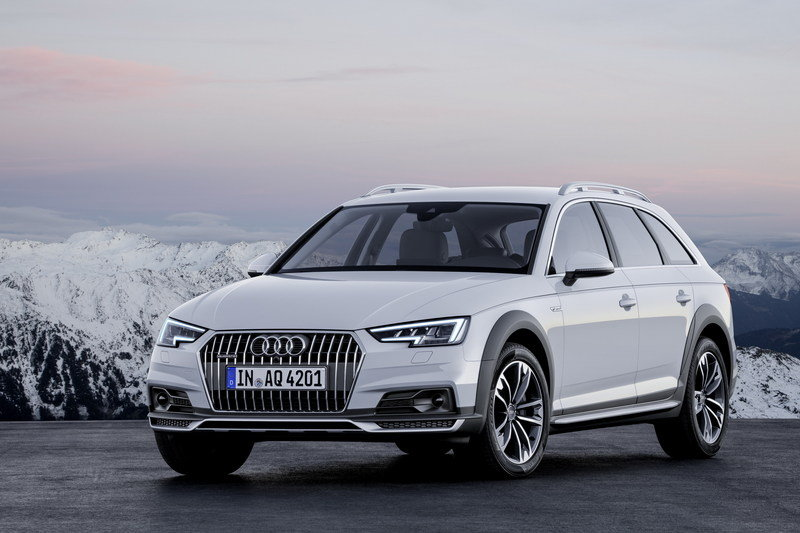 2017 - 2018 Audi A4 Allroad Quattro High Resolution Exterior - image 661319