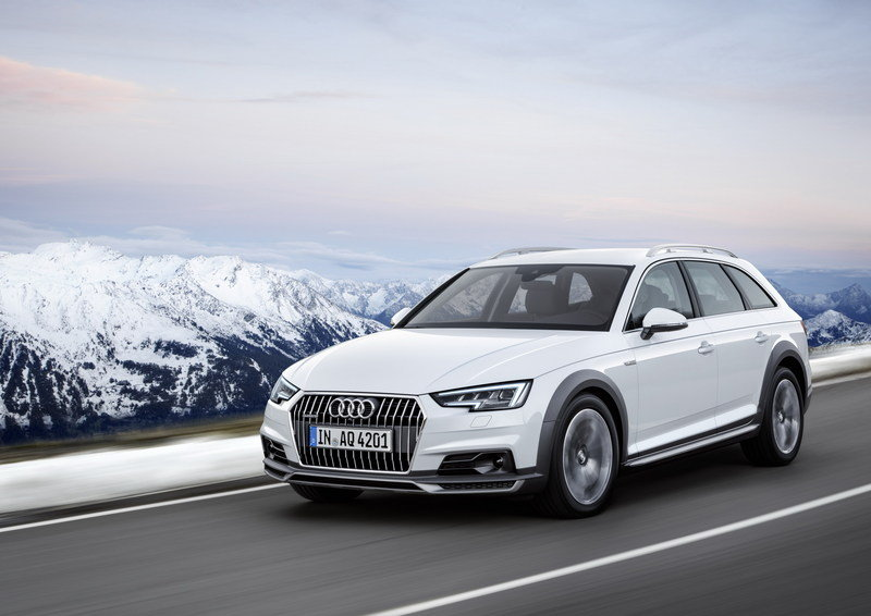 2017 - 2018 Audi A4 Allroad Quattro High Resolution Exterior - image 661351