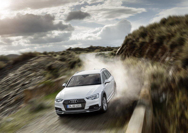2017 - 2018 Audi A4 Allroad Quattro High Resolution Exterior Wallpaper quality - image 661352